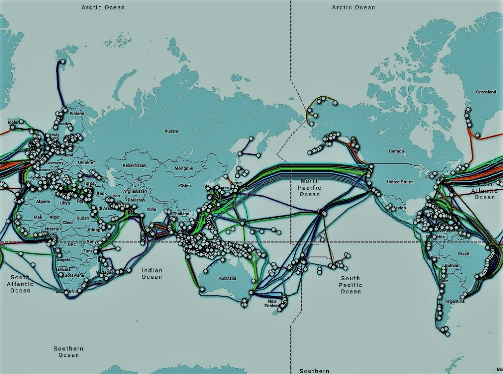 Submarine Cables - Backbone of Global Connectivity 1