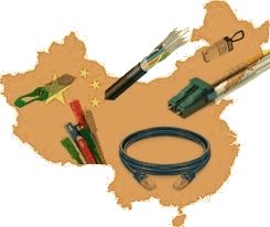 Chinese fiber optic products